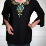 Trendy Tunic Top