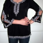 designer Indian tunic trendy top